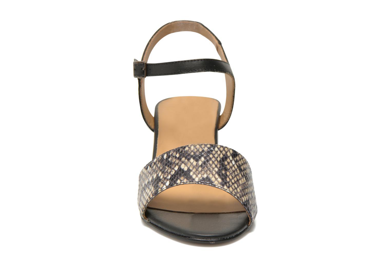 Sandales et nu-pieds Georgia Rose Lubul Multicolore vue portées chaussures