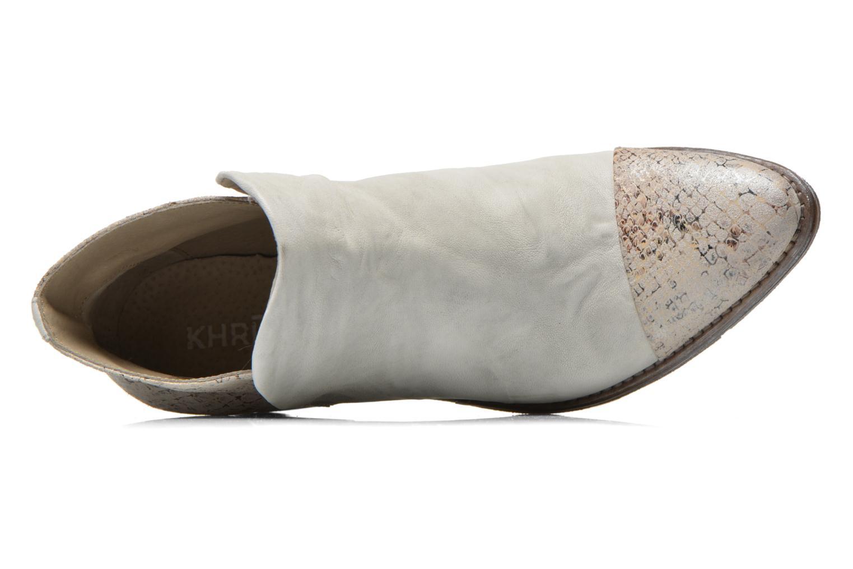 Boots en enkellaarsjes Khrio Cucuta Beige links