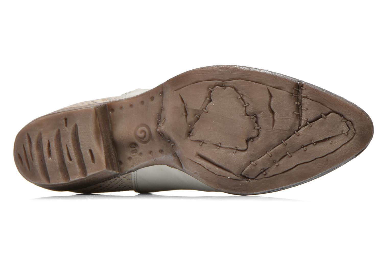 Boots en enkellaarsjes Khrio Cucuta Beige boven