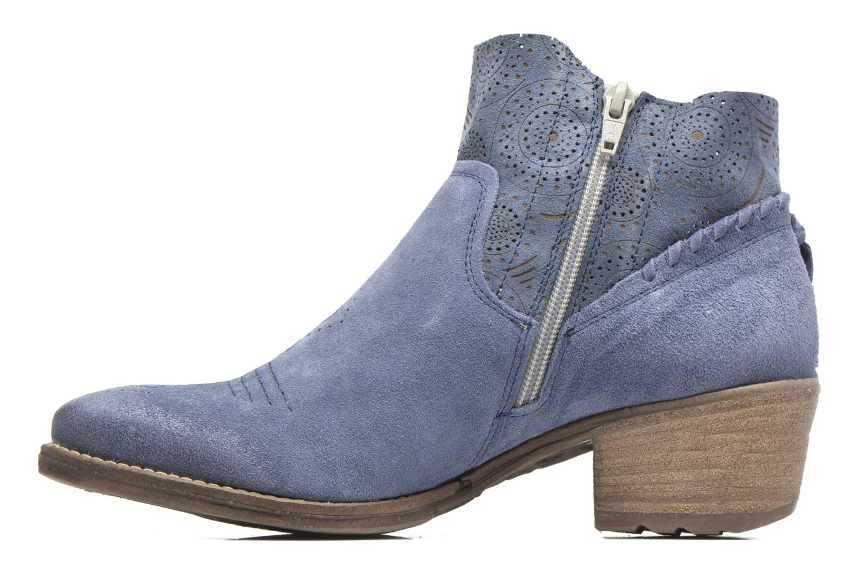 Cómodo y bien parecido Khrio Florencia (Azul) - Botines  en Más cómodo