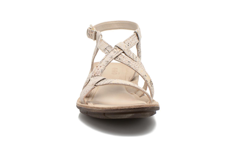 Sandales et nu-pieds Khrio Popayan Multicolore vue portées chaussures