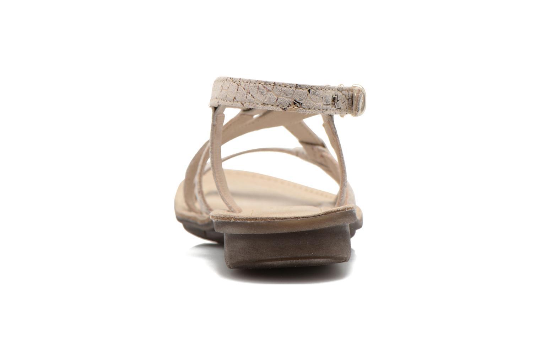 Sandales et nu-pieds Khrio Popayan Multicolore vue droite