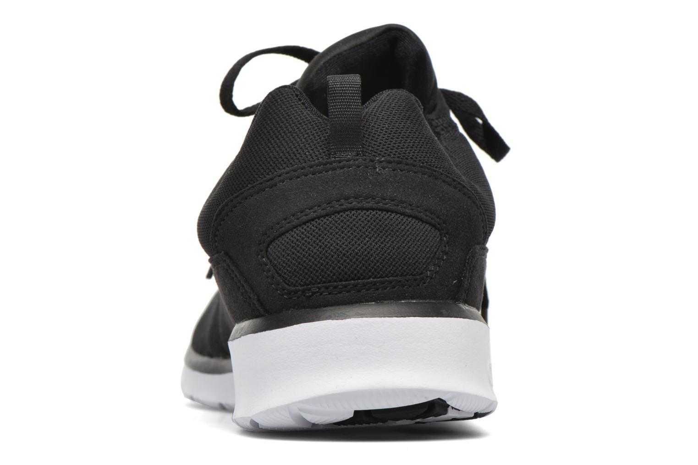 Sneakers DC Shoes Heathrow Zwart rechts