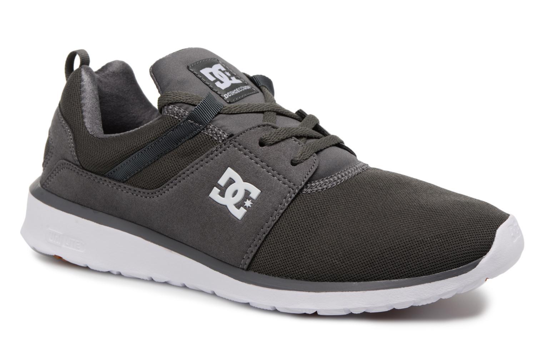 DC Shoes Heathrow (Gris) - Baskets chez Sarenza (316218)