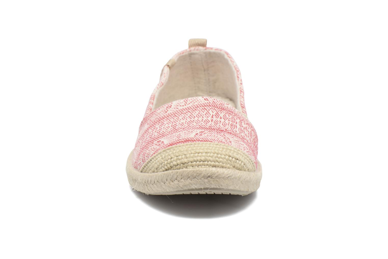 Espadrilles Roxy Flamenco Pink model view
