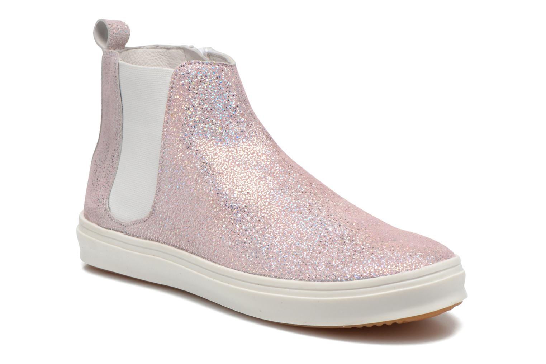 Bottines et boots Yep Clarita Rose vue détail/paire