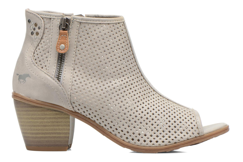 Bottines et boots Mustang shoes Lowle Gris vue derrière