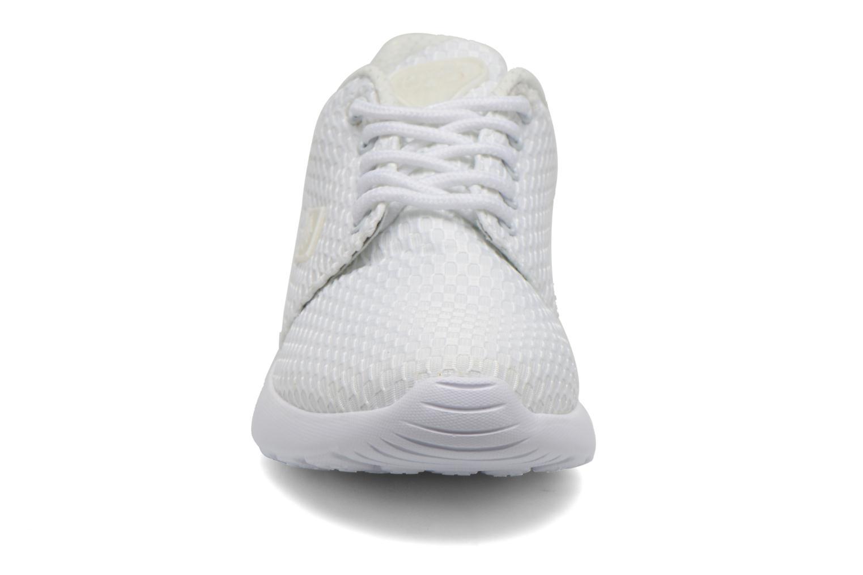 Baskets Le temps des cerises Fly Blanc vue portées chaussures