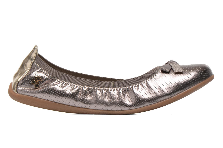 Lilou II Perf Metal Grey