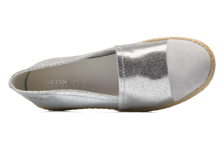D6229C Silver D MODESTY Geox C White Off 81R0aqaw