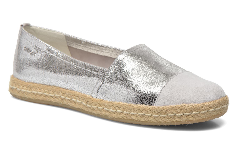 Nuevos zapatos para hombres y mujeres, descuento por tiempo limitado Geox D MODESTY C D6229C (Plateado) - Alpargatas en Más cómodo