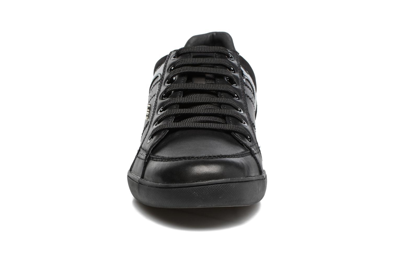 Baskets Geox U KRISTOF A U620EA Noir vue portées chaussures