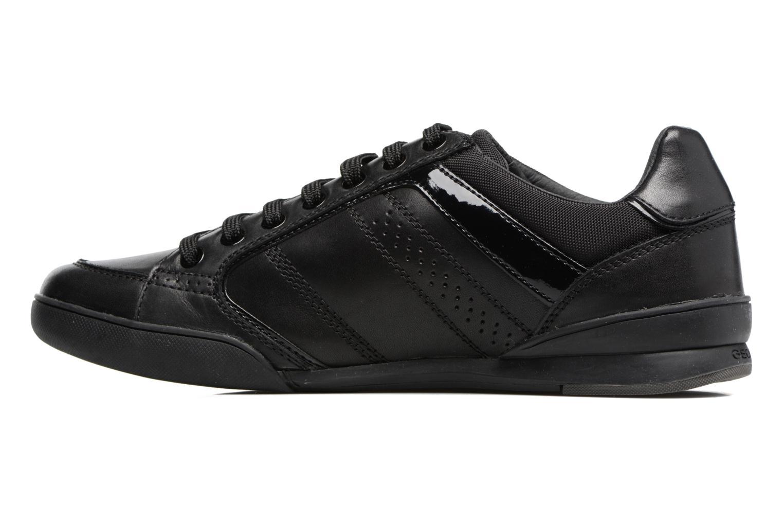 Sneakers Geox U KRISTOF A U620EA Zwart voorkant