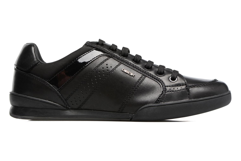 Sneakers Geox U KRISTOF A U620EA Zwart achterkant