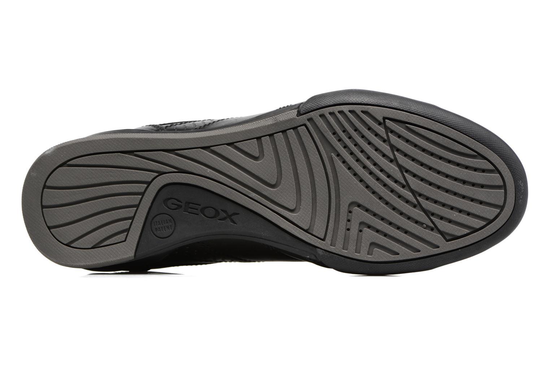 Sneakers Geox U KRISTOF A U620EA Zwart boven