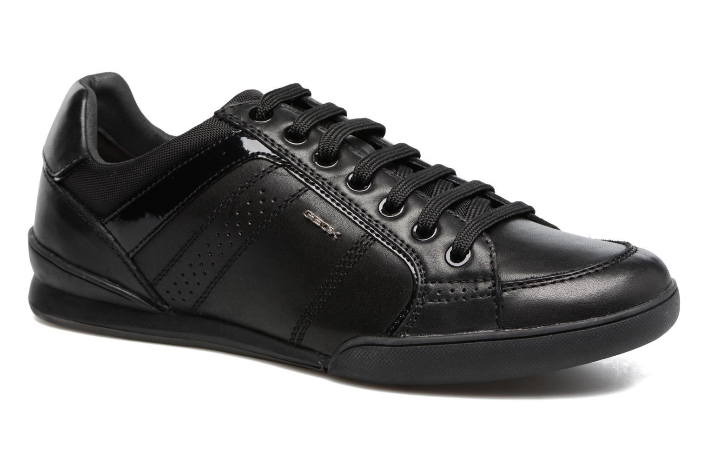 Sneakers Geox U KRISTOF A U620EA Zwart detail