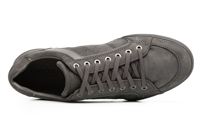 Sneakers Geox U KRISTOF A U620EA Grijs links