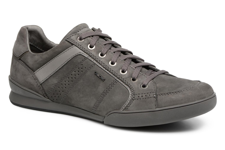 Sneakers Geox U KRISTOF A U620EA Grijs detail