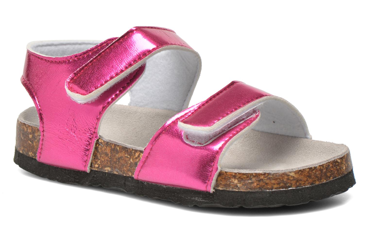 Sandalen Colors of California Bio Laminated Sandals rosa detaillierte ansicht/modell