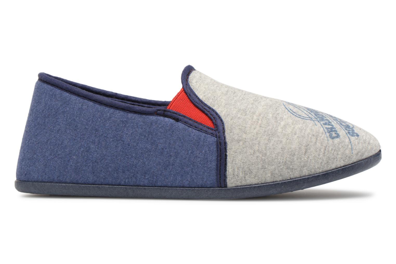 Pantofole Rondinaud Fanon Grigio immagine posteriore