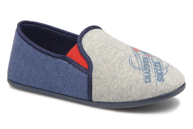 Pantofole Rondinaud Fanon Grigio vedi dettaglio/paio