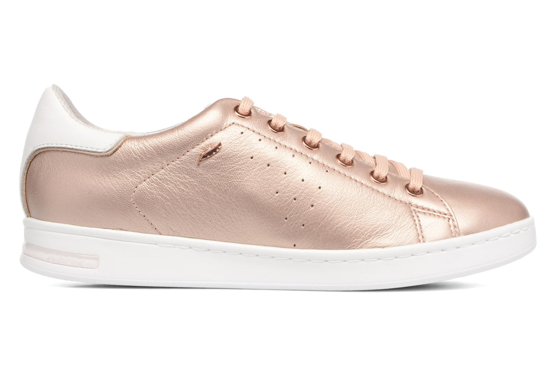 Sneakers Geox D JAYSEN A D621BA Goud en brons achterkant