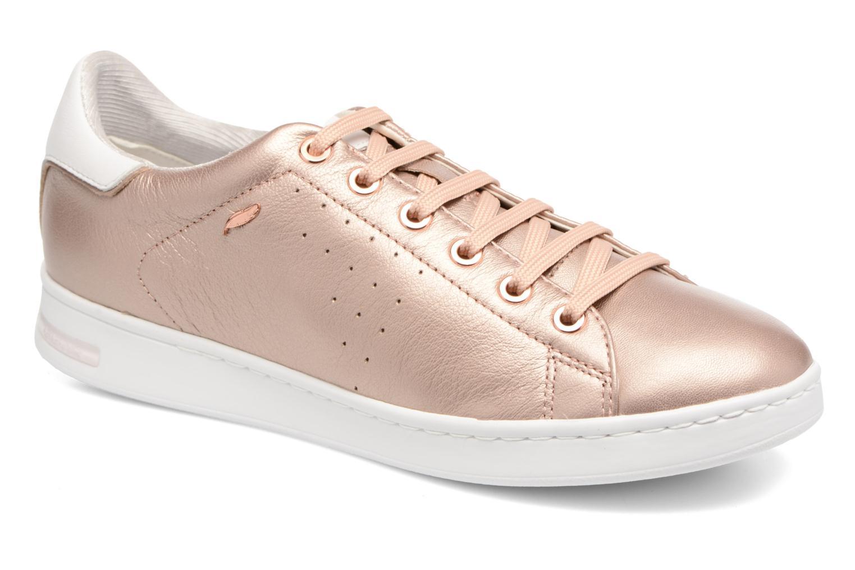 Sneakers Geox D JAYSEN A D621BA Goud en brons detail