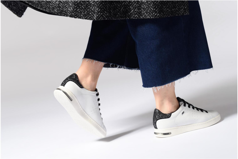 Sneakers Geox D JAYSEN A D621BA Wit onder