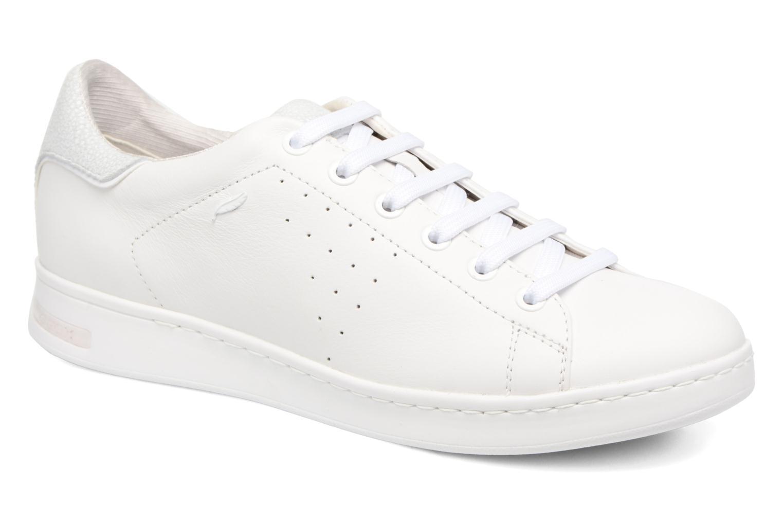 Sneakers Geox D JAYSEN A D621BA Wit detail