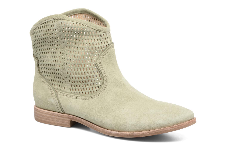 Grandes descuentos últimos zapatos Geox D ELIXIR E D62C7E (Verde) - Botines  Descuento