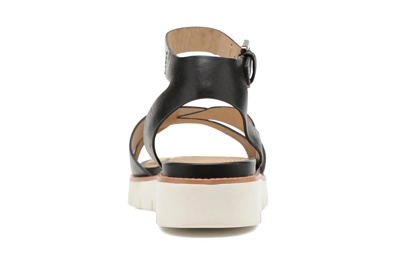 Sandales et nu-pieds Geox D DARLINE B D621YB Noir vue droite