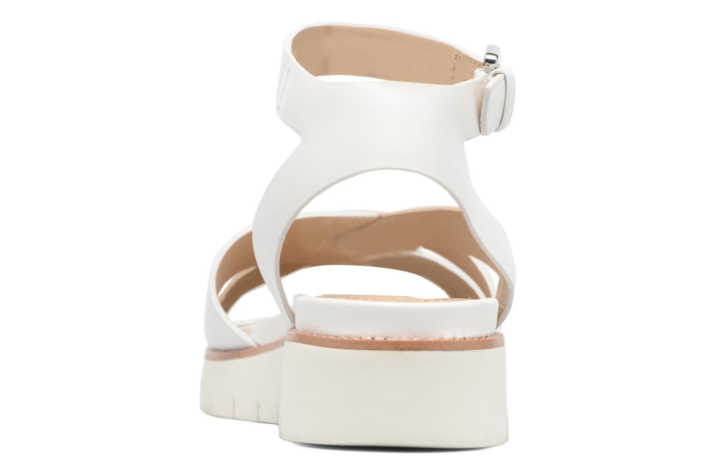 Sandales et nu-pieds Geox D DARLINE B D621YB Blanc vue droite