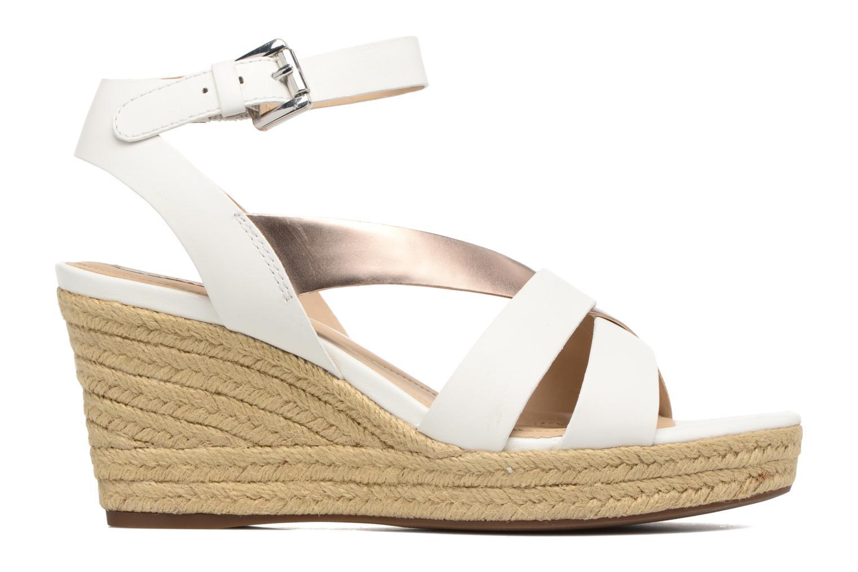 Sandali e scarpe aperte Geox D SOLEIL C D62N7C Bianco immagine posteriore