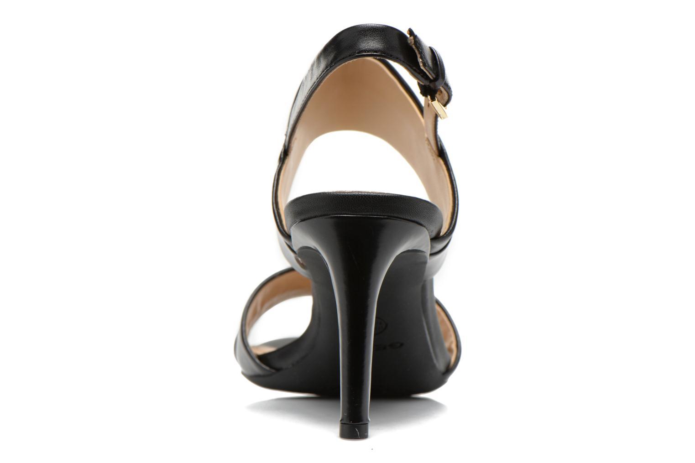 Sandales et nu-pieds Geox D AUDIE B D621TB Noir vue droite