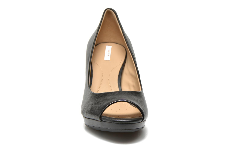 Escarpins Geox D LANA A D62Q6A Noir vue portées chaussures