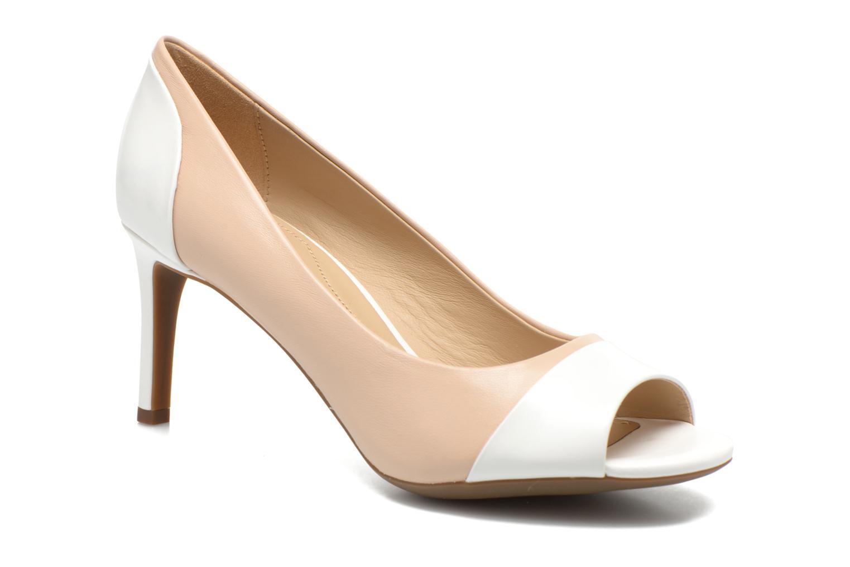 Grandes descuentos últimos zapatos Geox D AUDIE D D621TD (Beige) - Zapatos de tacón Descuento
