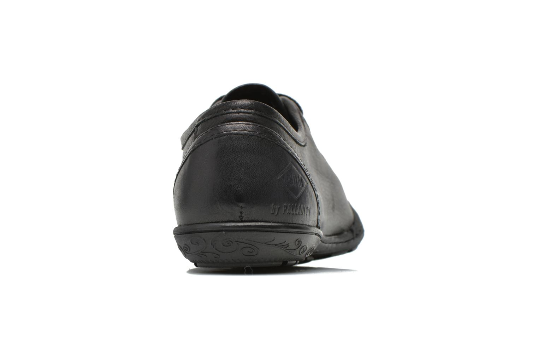 Sneakers P-L-D-M By Palladium Game Vac Zwart rechts