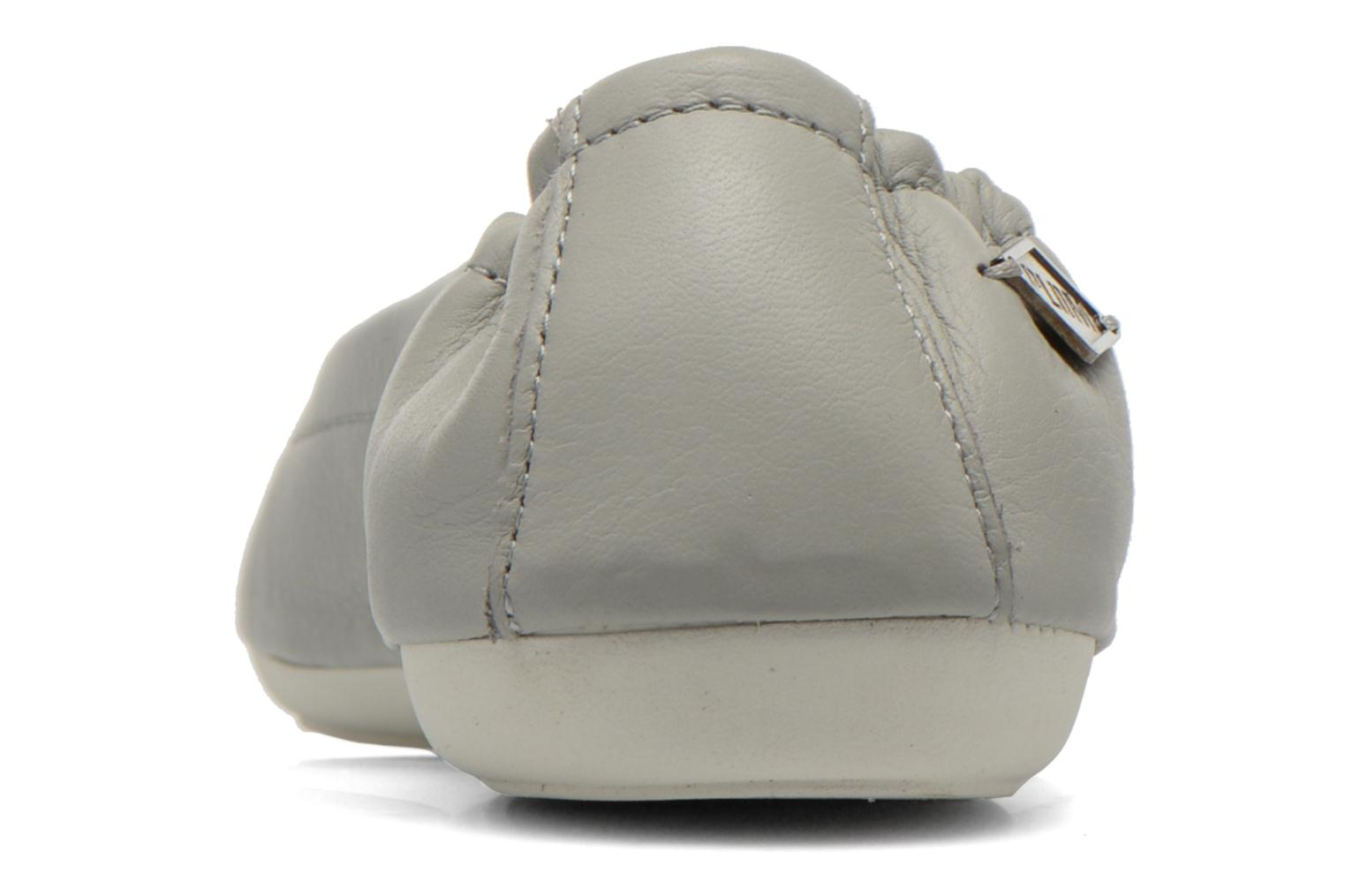 Ballerines P-L-D-M By Palladium Lovell Cash Gris vue droite