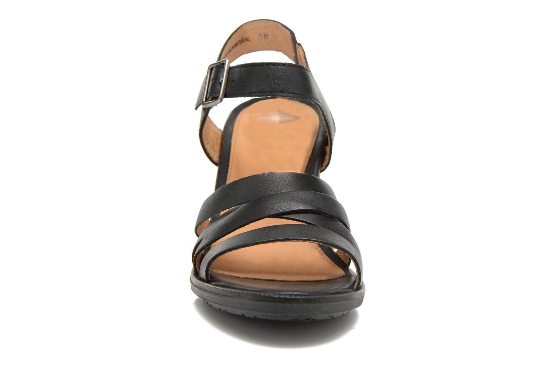Sandales et nu-pieds P-L-D-M By Palladium Gaya Frl Noir vue portées chaussures