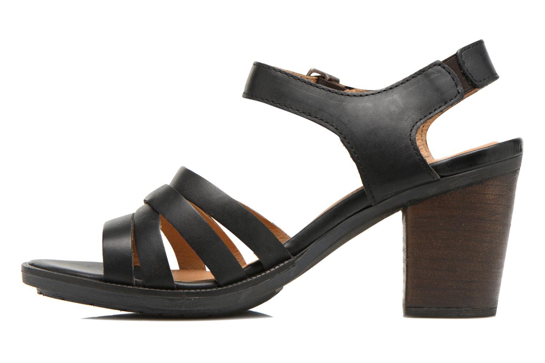 Sandales et nu-pieds P-L-D-M By Palladium Gaya Frl Noir vue face