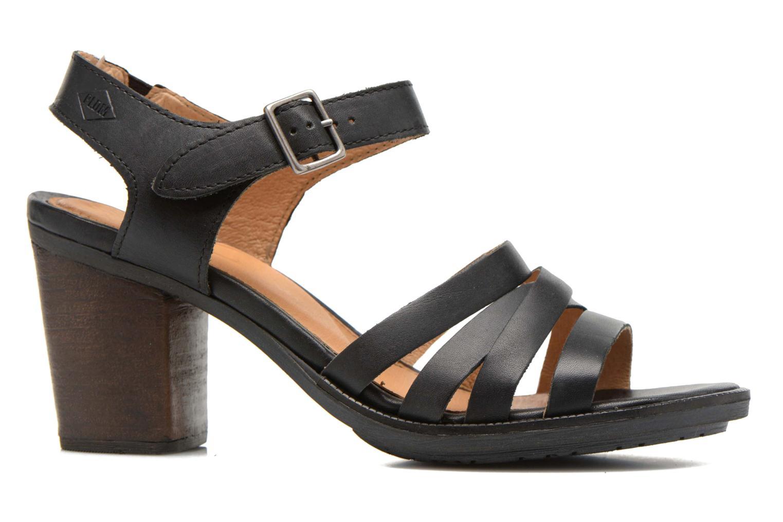 Sandales et nu-pieds P-L-D-M By Palladium Gaya Frl Noir vue derrière
