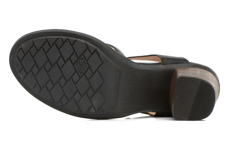 Sandales et nu-pieds P-L-D-M By Palladium Gaya Frl Noir vue haut