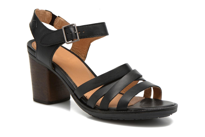 Sandales et nu-pieds P-L-D-M By Palladium Gaya Frl Noir vue détail/paire