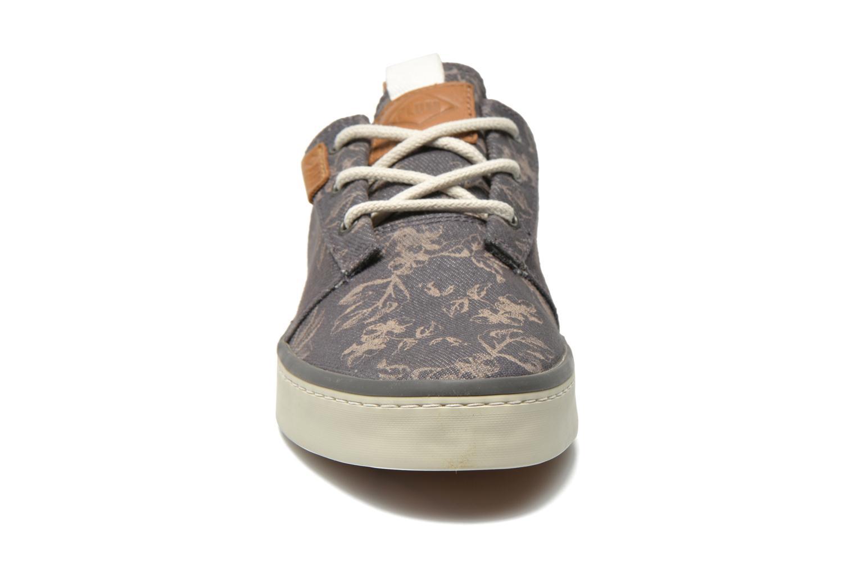 Baskets P-L-D-M By Palladium Free Laser Gris vue portées chaussures