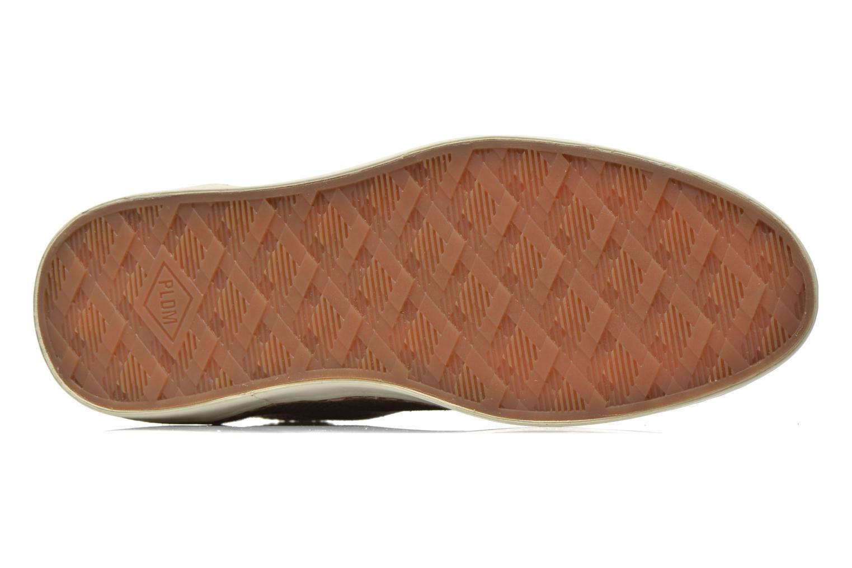 Chaussures à lacets P-L-D-M By Palladium Fastness Mix Gris vue haut