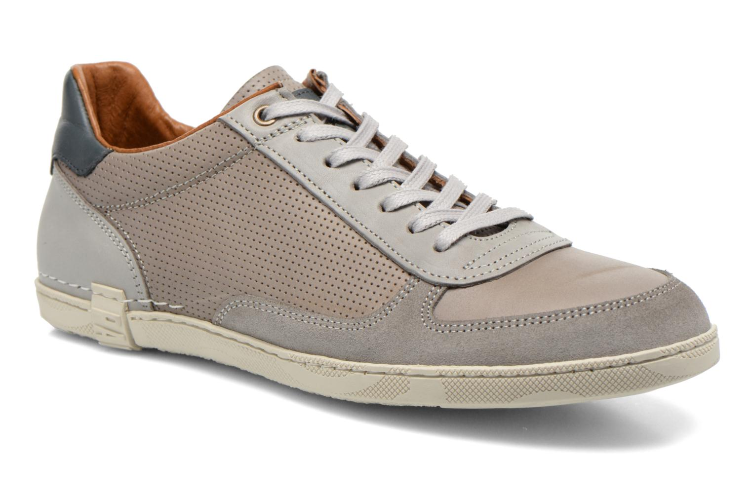 Get Comfortable P L D M By Palladium Dabster Gln Grey Trainers 253792 Mens Perla P L D M By Palladium Mens Trainers