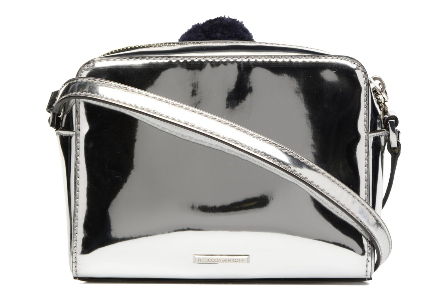 Mini Sofia Crossbody Silver