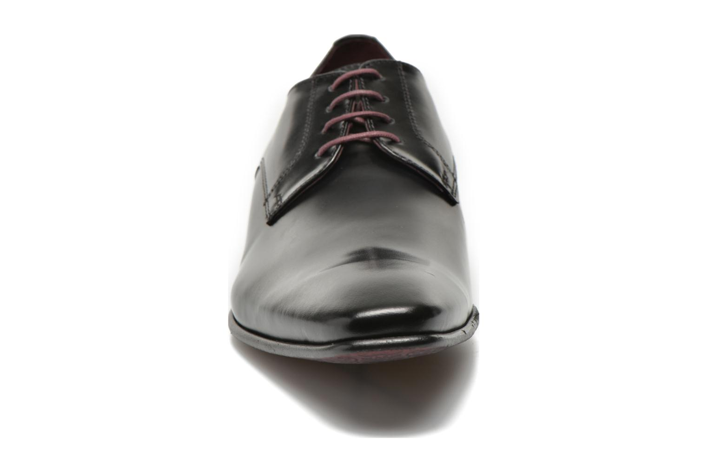 Chaussures à lacets Le Formier Greenfield Noir vue portées chaussures