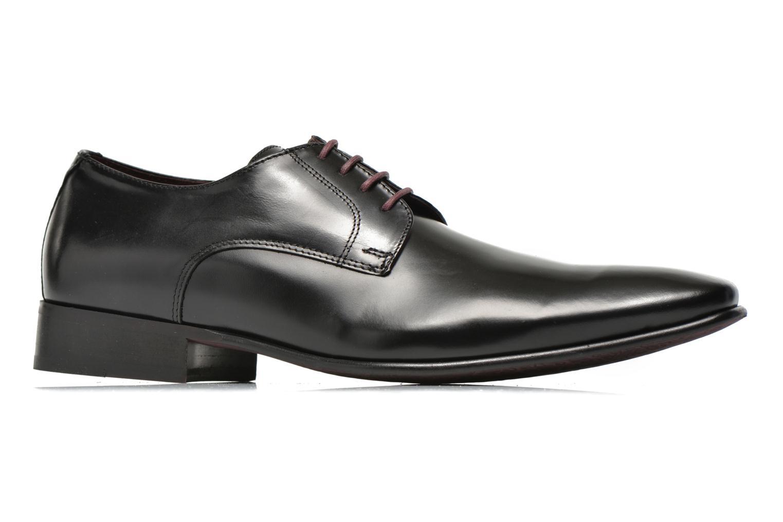 Chaussures à lacets Le Formier Greenfield Noir vue derrière
