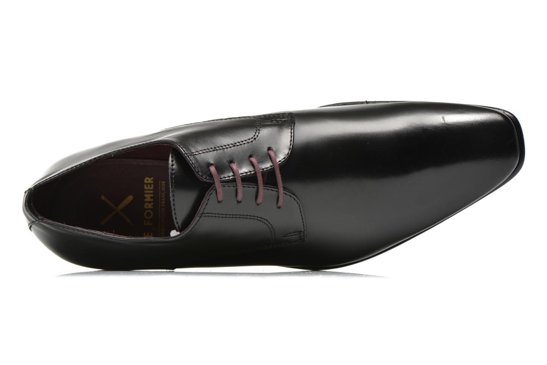 Chaussures à lacets Le Formier Greenfield Noir vue gauche